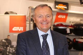 giuseppe visenzi pengasas syarikat aksesori motosikal givi
