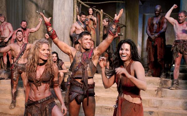 gladiator lelaki dan perempuan