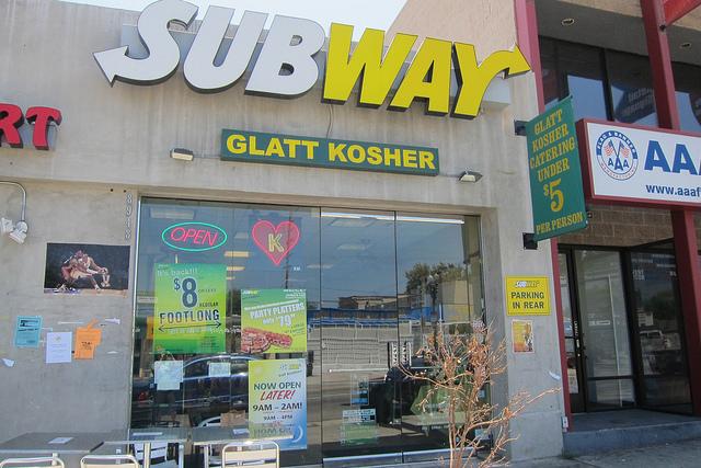 glatt kosher tahap kosher paling tinggi