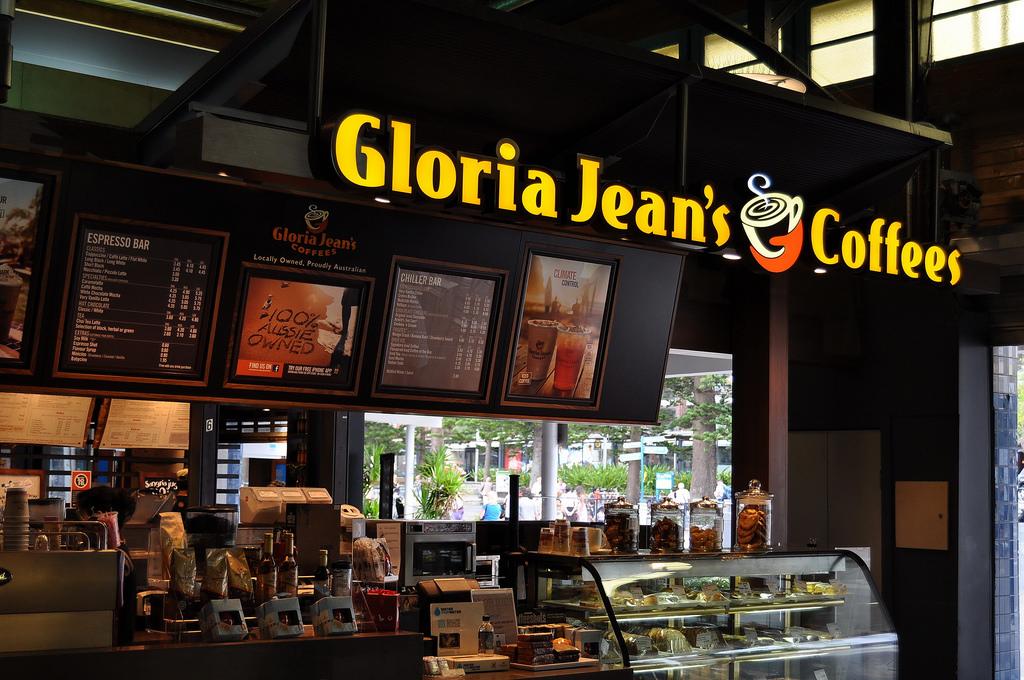 gloria jean s mendapat sambutan lebih baik daripada starbucks