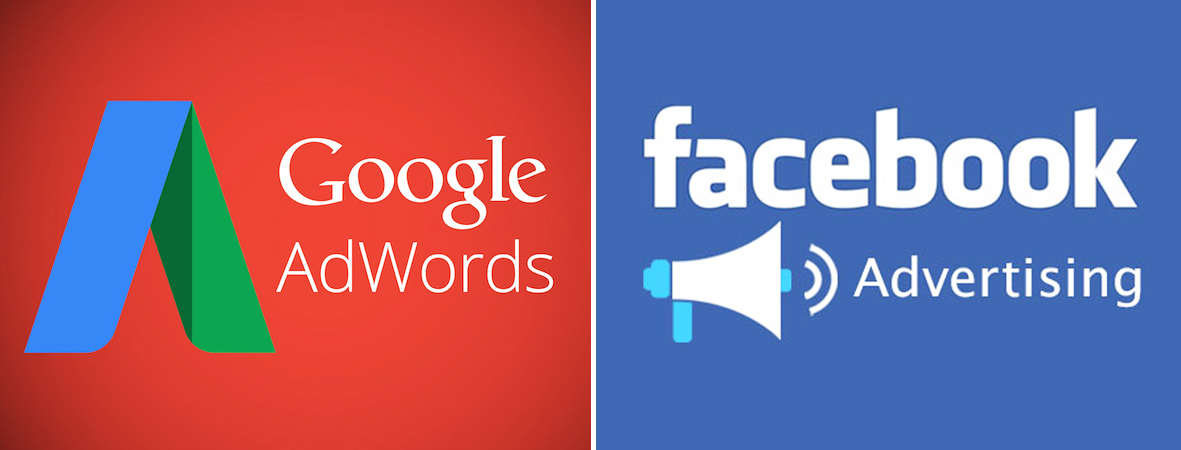 google adwords dan facebook ads