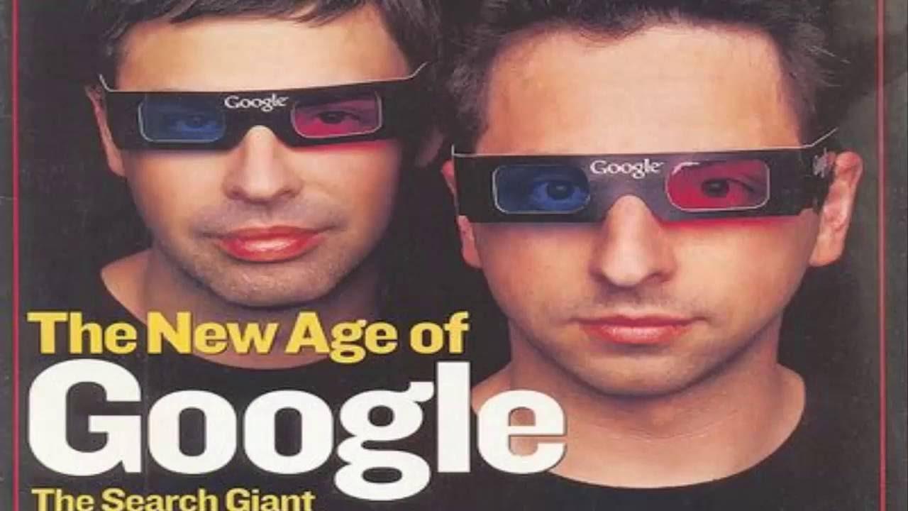 google dalam majalah