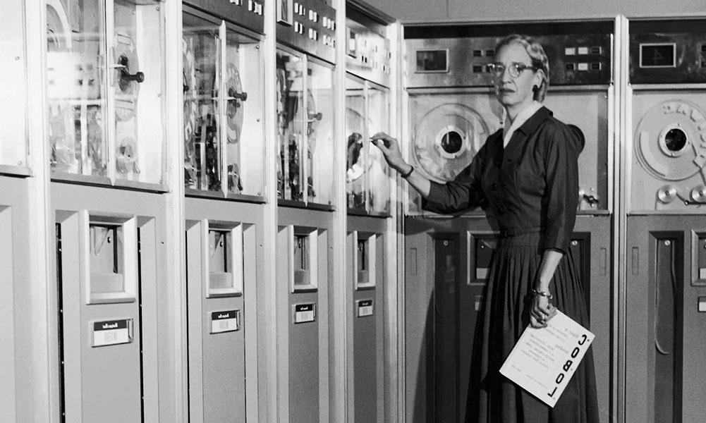grace hopper pencipta wanita produk harian penting
