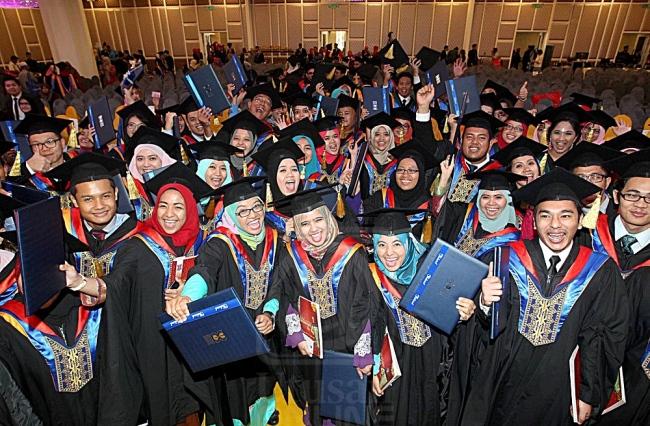 graduan malaysia