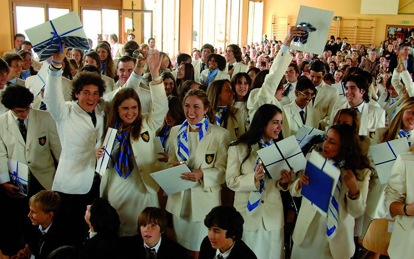 graduasi institut le rosey switzerland sekolah termahal di dunia
