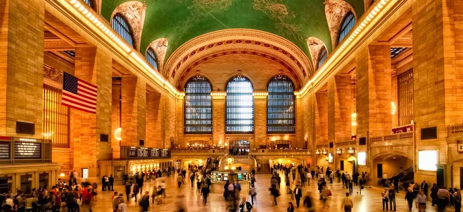 grand central station stesen kereta api paling cantik di dunia