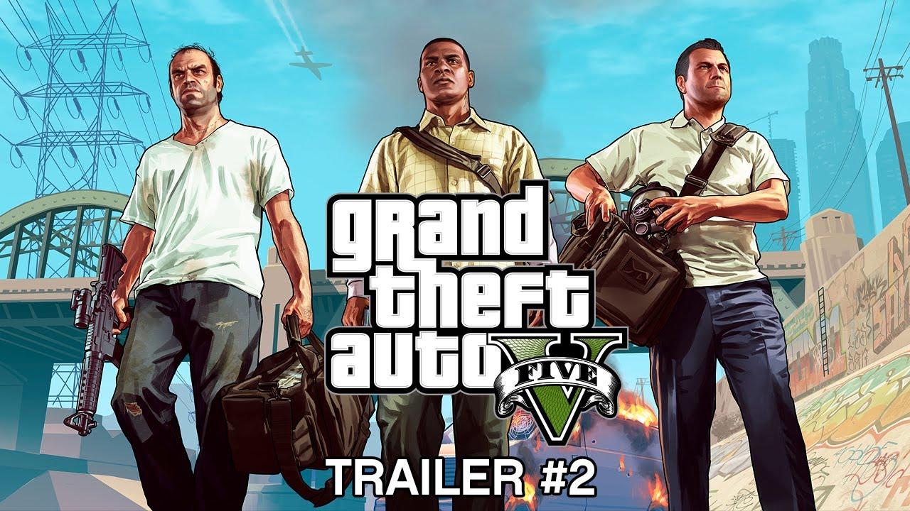 grand theft auto v permainan video paling laris di dunia