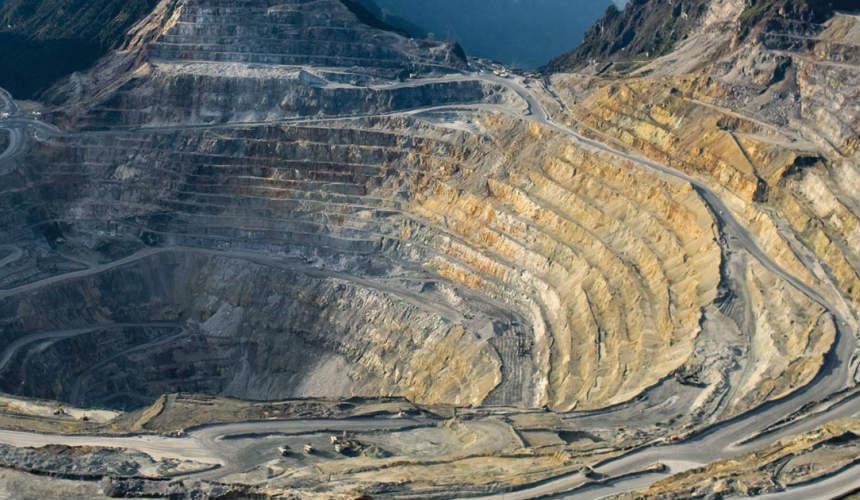 grasberg syarikat utama dunia yang melombong 90 emas dunia 2 902