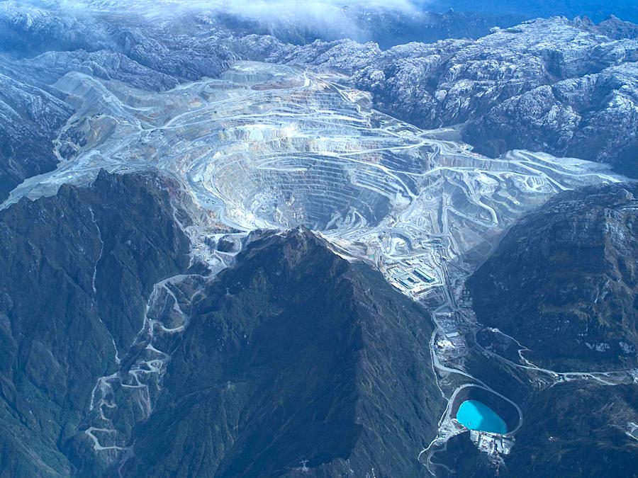 grasberg syarikat utama dunia yang melombong 90 emas dunia 626