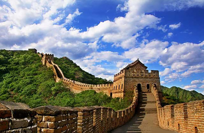 great negara paling luas di dunia great wall china