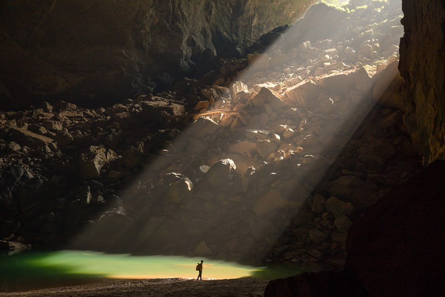 gua hang son doong paling besar di dunia