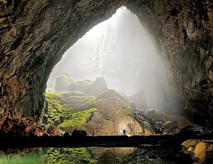 gua paling besar dunia