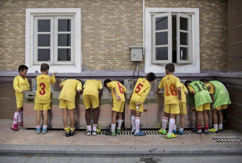 guangzhou evergrande akademi bola sepak terbesar di dunia 05