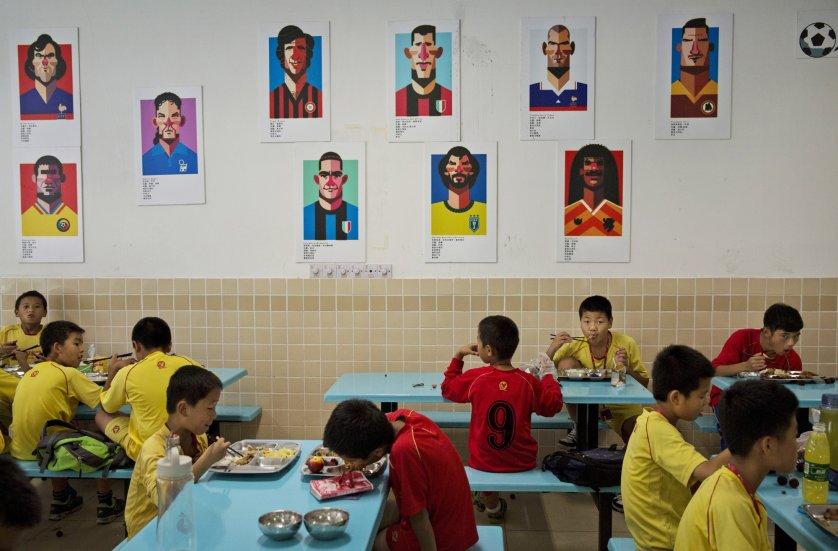 guangzhou evergrande akademi bola sepak terbesar di dunia 06