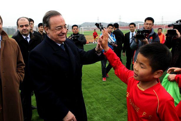 guangzhou evergrande akademi bola sepak terbesar di dunia 8