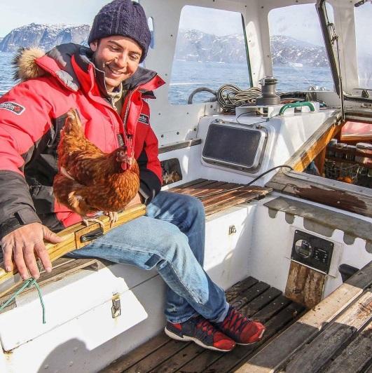 guirec monique ayam mengelilingi dunia 2 445