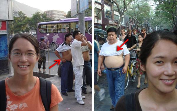 gulungan baju seksi keramat rakyat china