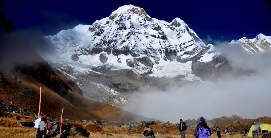 gunung annapurna gunung paling berbahaya di dunia