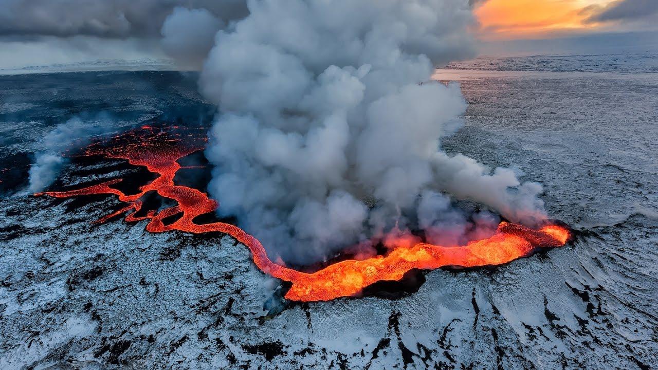 gunung berapi 10 fakta pelik dan menakjubkan mengenai iceland