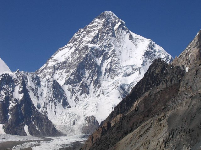 gunung k2 gunung paling berbahaya di dunia