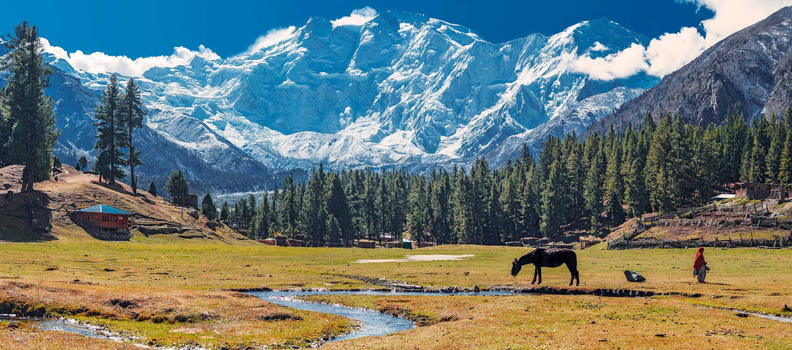 gunung nanga parbat gunung paling berbahaya di dunia