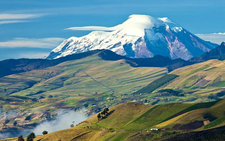 gunung paling tinggi di dunia