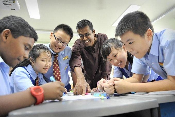 guru sentiasa mahukan yang terbaik untuk anak muridnya