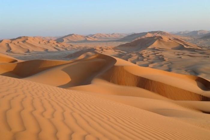 gurun arab gurun paling besar di dunia 2