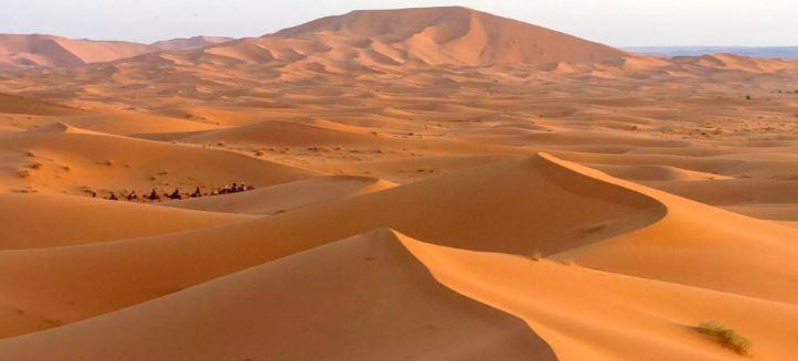 gurun sahara gurun paling besar di dunia