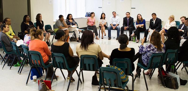hadiri kelas keusahawanan untuk menambah ilmu
