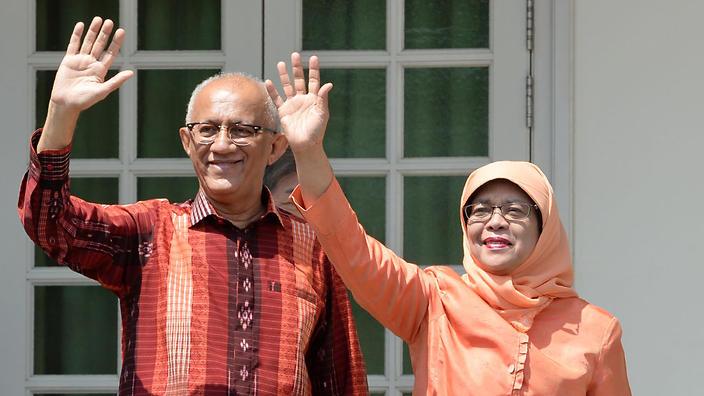halimah dan suami abdullah