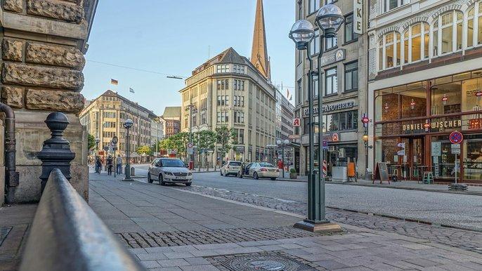 hamburg bandar paling bersih di dunia