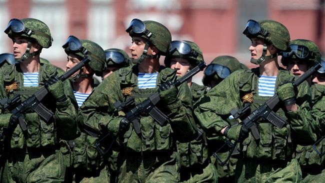 hampir semua lelaki di rusia mempunyai pengalaman ketenteraan