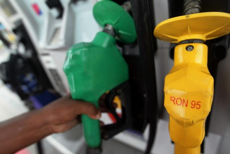 harga runcit petrol diesel turun lagi minggu ini