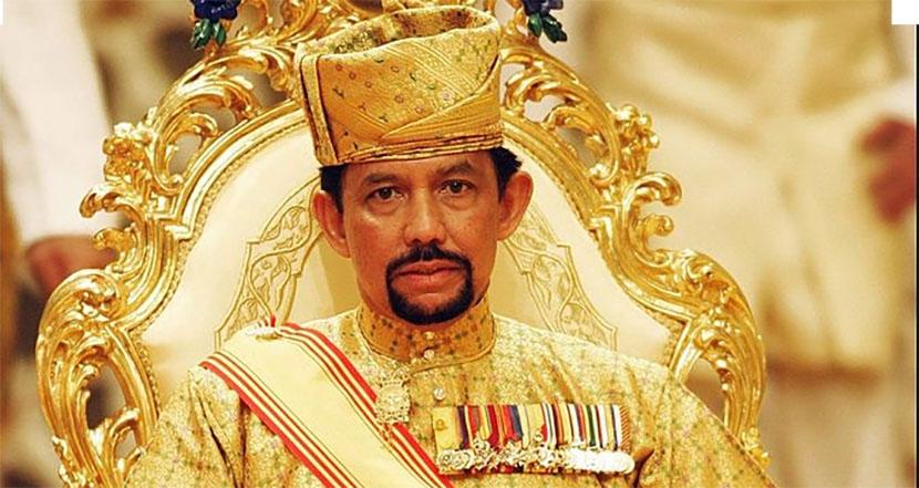 hassanal bolkiah ahli politik dan pemimpin paling kaya di dunia 2 686