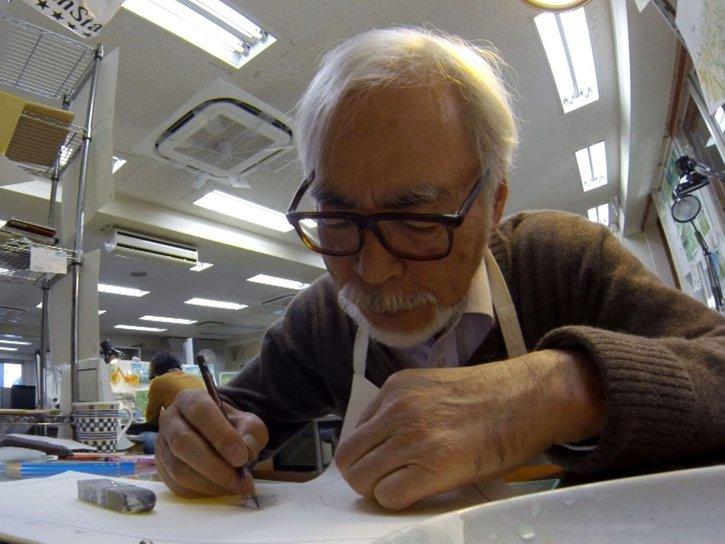 hayao miyazaki lejen dunia animasi jepun