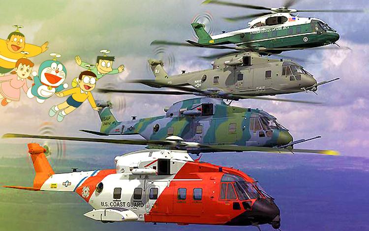 helikopter paling mahal di dunia