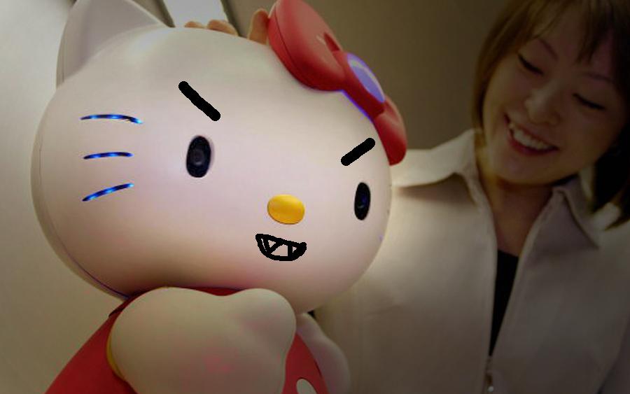 hello kitty pernjanjian dengan syaitan 768