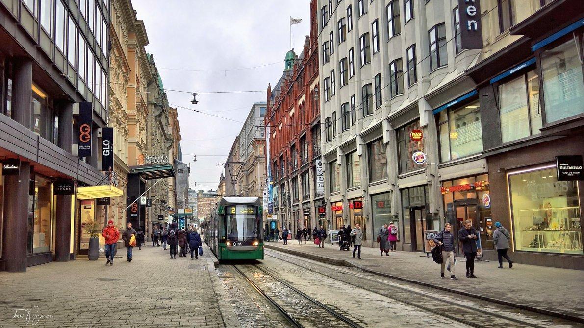 helsinki bandar paling bersih di dunia