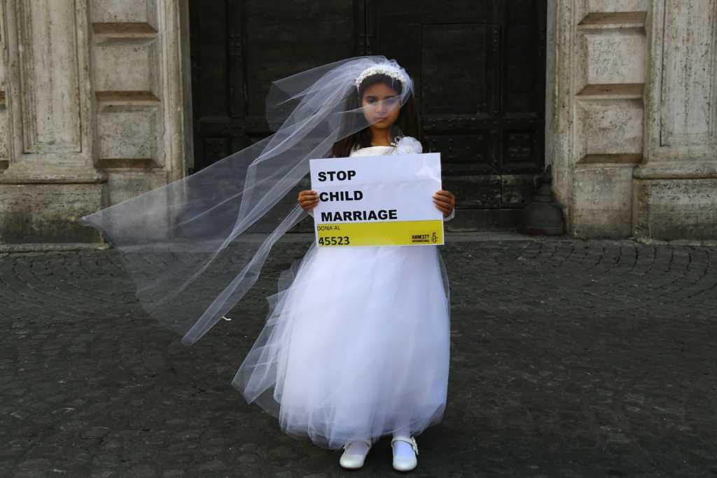hentikan perkahwinan paksa