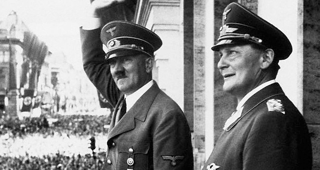 hermann g ring dan hitler
