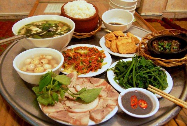 hidangan makanan di vietnam