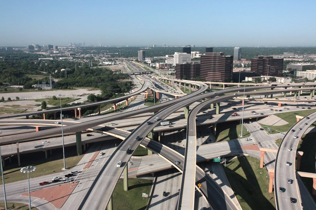 high five interchange dallas texas