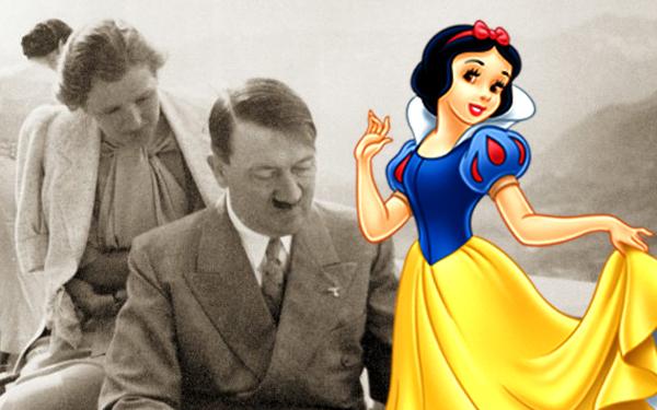 hitler dan isterinya eva brown snow white