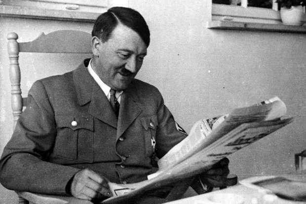 hitler dikatakan membunuh diri sendiri di berlin pada tahun 1945