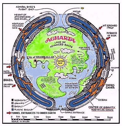 hitler masuk ke dalam bumi 6 teori tentang kematian adolf hitler yang sangat pelik dan menarik