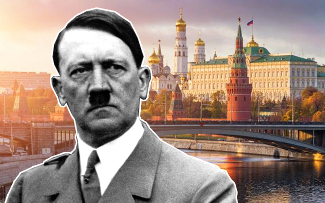 hitler plan to destroy moscow