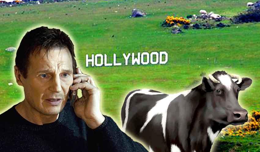 hollywood sebenar berasal dari ireland