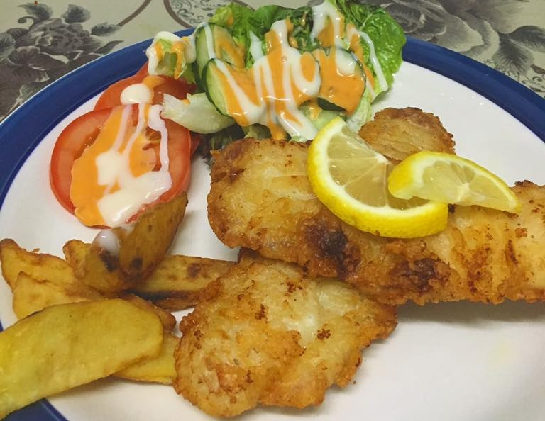 homemade fish and chip dan wedges 356