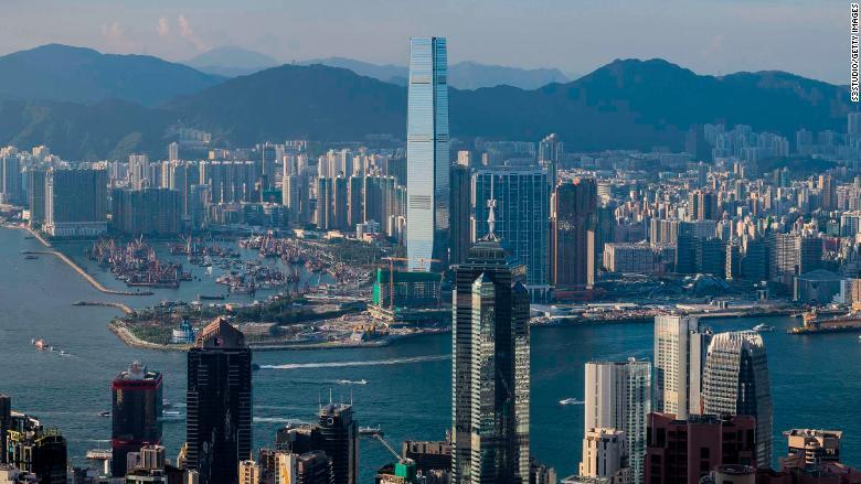 hong kong bandar dengan penduduk terlampau kaya paling ramai